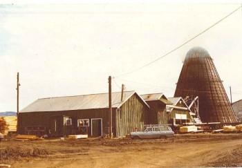(4) Planer Mill Burner 1973